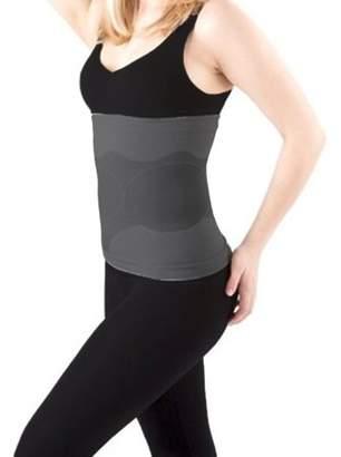 ONLINE Women's Detox Charcoal and Bamboo Fiber Waist Slimmer Tummy Tuck (Light Charcoal)