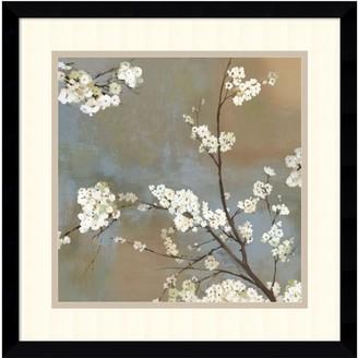 Amanti Art ''Ode to Spring I'' Cherry Blossom Framed Wall Art