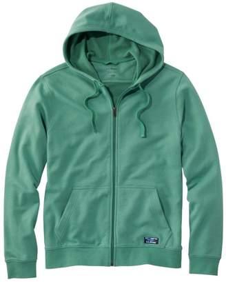 L.L. Bean Men's L.L.Bean Essential Sweatshirt, Hoodie Slightly Fitted Full-Zip
