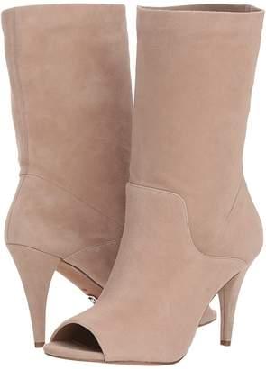 MICHAEL Michael Kors Elaine Open Toe Bootie Women's Boots