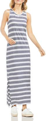 Vince Camuto Bistro Stripe Maxi Tank Dress