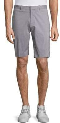 Theory Beck Regular-Fit Stripe Shorts