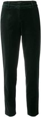 Cambio velvet trousers