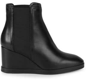 Aquatalia Jaelynn Wedge Ankle Boots