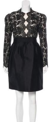 Stella McCartney Silk-Blend Dress