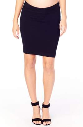 Ingrid & Isabel R Textured Knit Maternity Skirt
