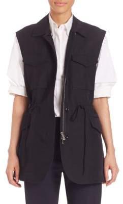 3.1 Phillip LimMulti-Pocket Utility Vest