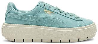 Puma Suede Platform Trace Sneaker