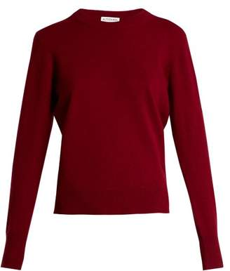 Altuzarra Fillmore Cashmere Sweater - Womens - Dark Pink