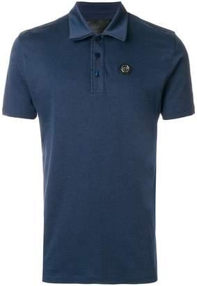 Philipp Plein classic logo polo shirt