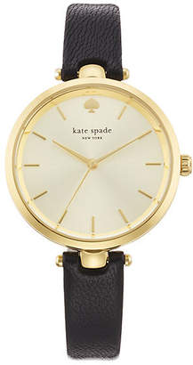 Holland skinny strap watch $175 thestylecure.com