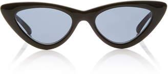 Le Specs Adam Selman X The Last Lolita Cat-Eye Sunglasses