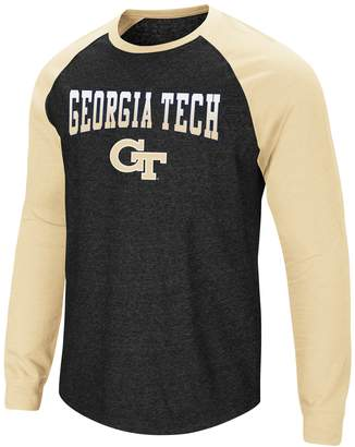 Men's Georgia Tech Yellow Jackets Hybrid II Tee