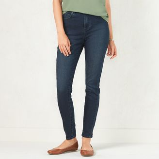 Women's LC Lauren Conrad High-Rise Jeggings $50 thestylecure.com
