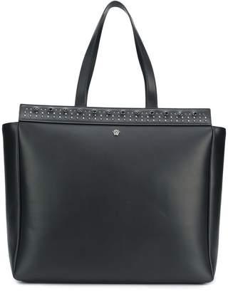 Versace micro-studded tote bag
