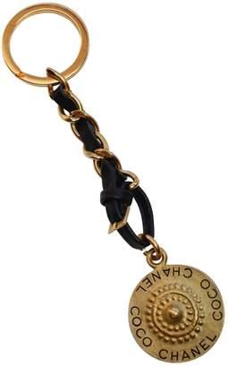 Chanel Vintage Gold Metal Bag charms