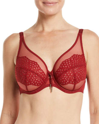Lejaby Maison Wings Full-Cup 3-Part Underwire Bra