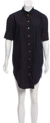 Acne Studios Collared Shirt Dress