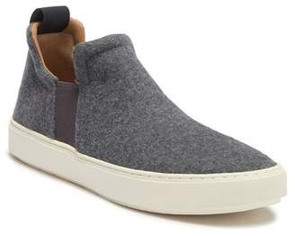 Vince Lucio Heather Felt Slip-On Sneaker