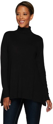 Linea By Louis Dell'olio by Louis Dell'Olio Whisper Knit Swing Turtleneck