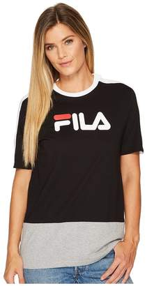 Fila Reba Graphic Cut Sew Tee Women's T Shirt