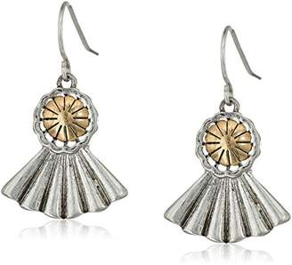 The Sak Concho Fan Drop Earrings