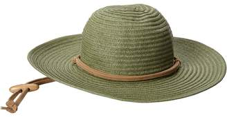 San Diego Hat Company PBL3016 Large Brim Chin Cord Paper Braid Floppy Traditional Hats
