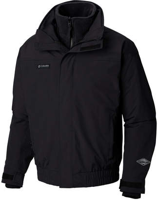 Columbia Men Bugaboo Waterproof Fleece-Lined Jacket
