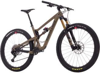 Hightower Santa Cruz Bicycles LT Carbon CC XX1 Eagle Reserve Complete Mountain Bike