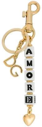 Dolce & Gabbana Amore key charm