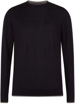 Emporio Armani Knitted Sweater