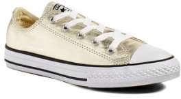 Converse Chuck Taylor(R) All Star(R) Metallic Sneaker