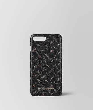 Bottega Veneta MULTICOLOR INTRECCIATO MICRODOTS HIGH-TECH CASE