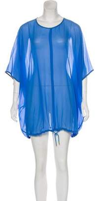 Max Mara Silk Oversize Tunic