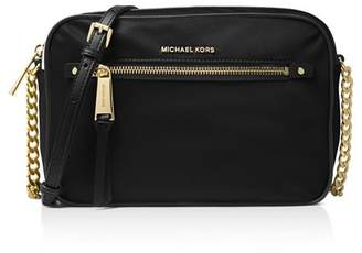 MICHAEL Michael Kors Polly Large Nylon Crossbody
