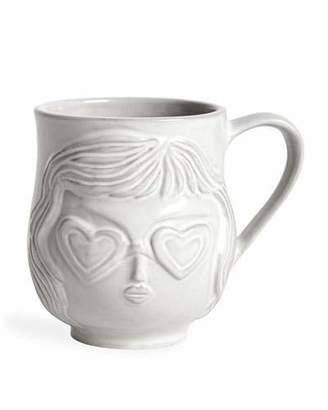 Jonathan Adler Utopia Eye-Con Lolita Collins Mug