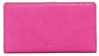 Fossil Caroline Bi-Fold Leather Wallet - RFID Protection