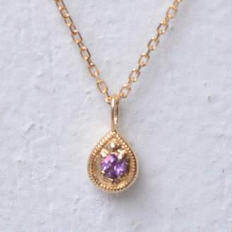 ソーイ sowi 【K18・誕生石】12の宝石のしずくたち 2月