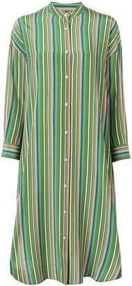 Aspesi striped midi dress