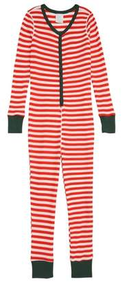Nordstrom Thermal Fitted One-Piece Pajamas