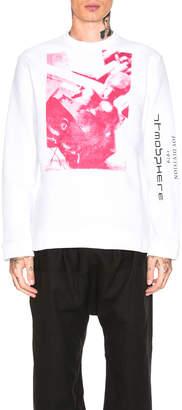 Raf Simons Crewneck Sweatshirt