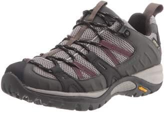 Merrell Women's Siren Sport GTX/Black/Perfect Plum Hiking Shoes, Black/Perfect Plum