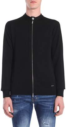 DSQUARED2 Zipped Pullover