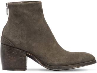 Rocco P. 50mm Suede Ankle Boots