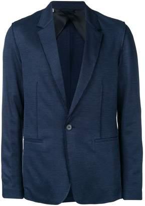 Lanvin single button blazer