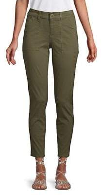 Lord & Taylor Skinny Utility Trousers