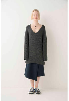 Acne Studios (アクネ ストゥディオズ) - Acne Studios Deka Clean Long Knit