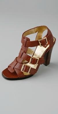 Dolce Vita Cancun Buckle Gladiator Sandal