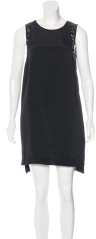 3.1 Phillip Lim3.1 Phillip Lim Embellished Silk Dress