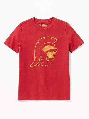 Old Navy College Team Mascot Tee for Boys